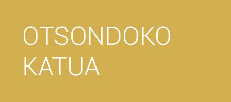 OTSONDOKO KATUA