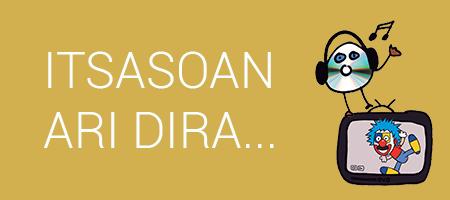 ITSASOAN ARI DIRA